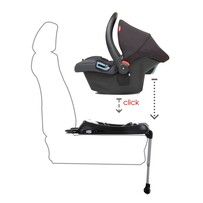 ISOfix Base for Protect & Alpha