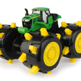 John Deere Monster Treads Tough Treadz Tractor