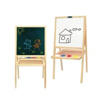Classic World 5-in-1 Blackboard Easel