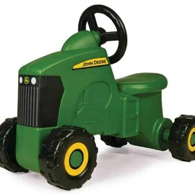 John Deere Foot to Floor - Tractor Ride On