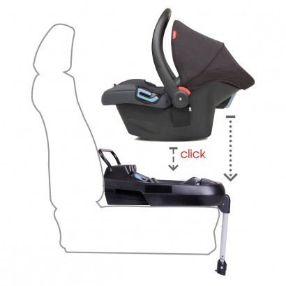 Universal Car Seat Base For Protect Alpha Seats