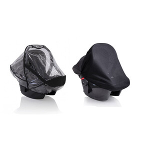 Mountain Buggy Capsule All Weather Cover Set