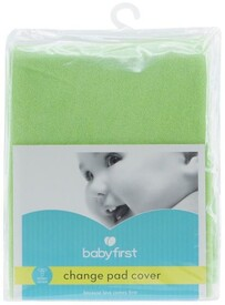 Baby First Change Pad Toweling Covers