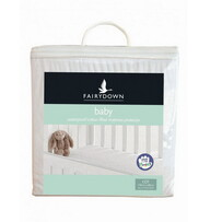 Fairydown Baby Waterproof Mattress Protector Cotton