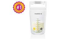 Medela Breast Milk Storage Bags 25/50pk
