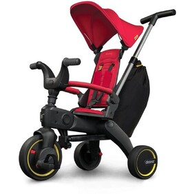 Doona Liki Trike Premium S3 Flame Red ( box is damaged)