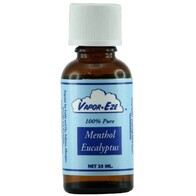 Vapor-Eze Vaporizer Oil 25ml Bottle Menthol/Eucalyptus