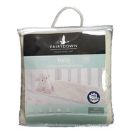 Fairydown Wool Fleece Cot Underlay