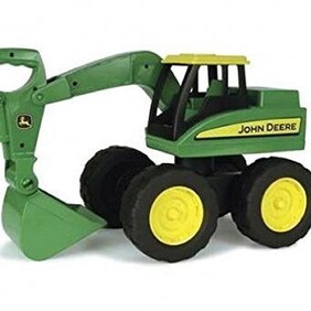 John Deere Big Scoop Excavator