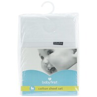 Baby First Bassinet Sheets