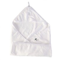 Ecosprout Organic Hooded Toddler Towel - 1 Pack