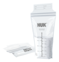 Nuk Breast Milk Bags 25 pack