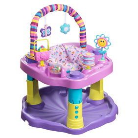 Evenflo Exersaucer Sweet Tea Party Activity Center