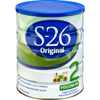S26 Original Follow On From 6 Months Formula Stage 2 900g