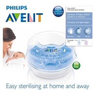 Philips Avent Micromave Steam Steriliser