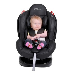 Phil & teds Evolution convertible car seat