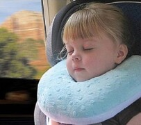 Jolly Jumper Sleep Time Neck Pillow