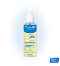 Mustela Massage Oil