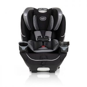 Evenflo Everyfit 4 in 1 Car Seat RRP$549