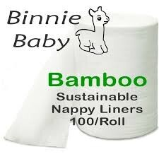 Binnie Baby Bamboo Nappy Liners