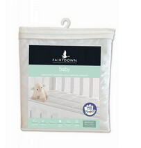 Fairydown Baby Waterproof Mattress Protector Wool
